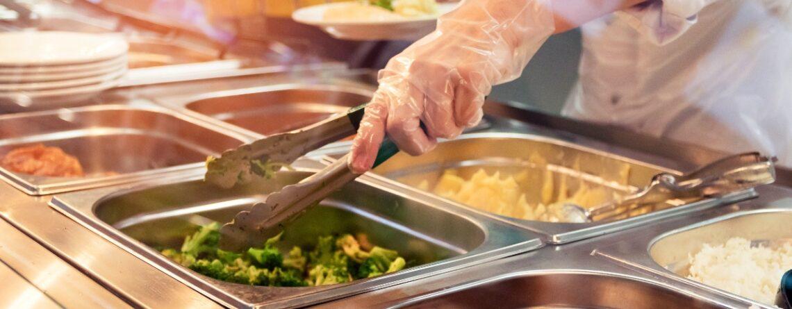 canteen food